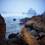Sutro Baths, view from the cave