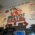 Photo de Bigfoot Hostel