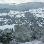 Ashover after snow