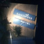                    Streetview from Sandpiper Motel