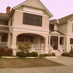                    front of B &amp; B
