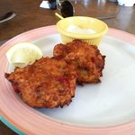 wonderful Conch Fritters