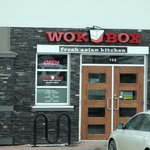 Wok Box - Aspen Landing, Jan 2013