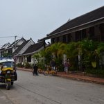 Just 100 meters away from Ammata GH, the main street of the wonderful Luang Pr