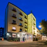 Photo de Hotel am Heideloffplatz