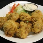  A water st. favourite deep fried PEI mushrooms