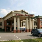 Welcome to the Hampton Inn & Suites Fairfield!