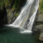 Waterfall.. Clean place. Don't forget to eat hot maggi.