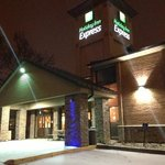 Foto van Holiday Inn Express Toronto East