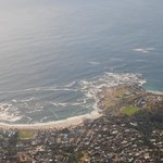 view on camps bay