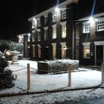 we love the snow at mercure bolton georgian house