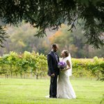 Weddings overlooking the vineyards