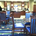 Φωτογραφία: Holiday Inn Express Hotel & Suites Manchester Airport