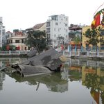 Hun Tiep Lake and the Downed B-52