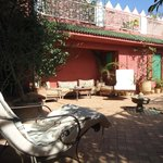  Ryad Bahia Chambres sur terrasse