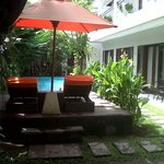 Photo de The Pavilion Hotel Kuta