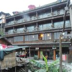 "The StarWish ""Resort"" - Rustic Chalet-type Chinese hotel"