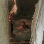                    Grotto Spa Pools - Underground hot pools