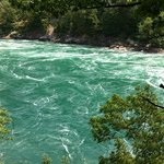 This is what you will see on the Whirlpool Trail