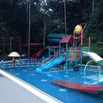 water park (kids area)