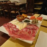  Antipasto del capitano