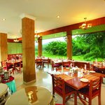 A jungle view restaurant kripa at your taste