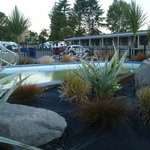  Garden and motel rooms