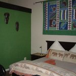Foto de Chameleon Backpackers Hostel