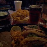                    Tacos and Dos Equis