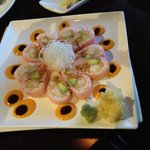 Hot lover's paradise roll