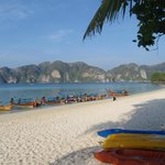 Phi Phi Long Beach Bungalow의 사진