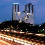 View of Somerset Surabaya Hotel and Serviced Residence