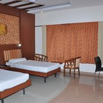 Centrally Air conditioned Rooms