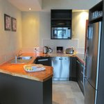 Excellent kitchen facilities