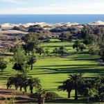 Campo del Golf de Maspalomas