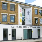 Leiths School of Food and Wine is located on Wendell Road, West London