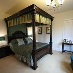Bedroom 2 with Four Poster Bed