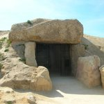 DOLMEN DE MENGA