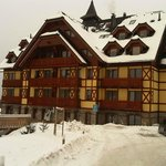 Hotel Kukucka, Mountain view