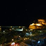 "Agia Galinis hamn ""By night"""