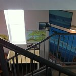 sample of one display of 4 floors in the lighthouse. the main floor has the tastiest fish cakes