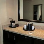  Kitchenette in room entrance