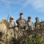                   Thank you Keith-Our Duck Hunting Guide &amp; Capt. of the Airboat