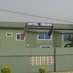                    mypersonal pix of Obama Hotel