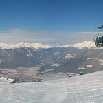 great view from the top of Kronplatz