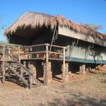 Grumeti Luxury Tented Camp