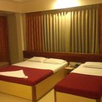                    Room No 301 (Triple Sharing)