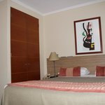                    Quarto do hotel em que fiquei hospedada no perodo de 03 a 11/01/2013