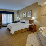 Relax in the Whirlpool Suite!