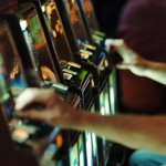 We have over 200 Slot Machines